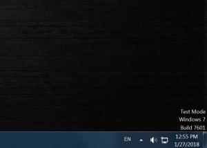 Test mode watermark on Windows 7